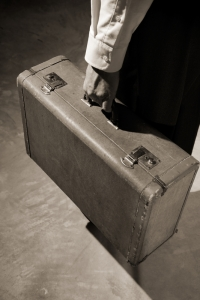 Man Leaving (© Alexeys | Dreamstime.com - Leaving Photo)