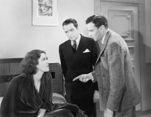 Men Accusing a Young Woman (ID 52029258 © Everett Collection Inc. | Dreamstime.com)