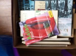 Spare Book Box